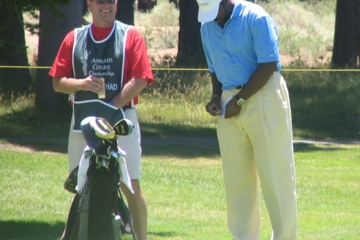 Even after 23 years as a broadcaster, Ahmad Rashad still looks like he could play football.