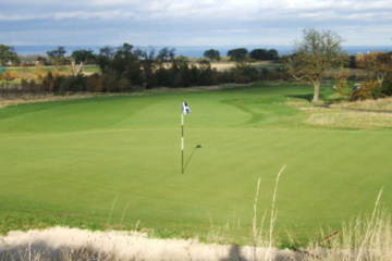 Parkland courses like the Duke's in St. Andrews will add variety to your Scotland trip.