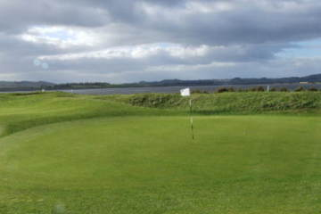 The New Course is more than a servicable backup next to the Old Course in St. Andrews.