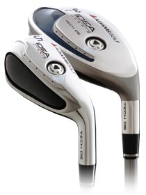 Adams Golf's Idea Tech OS is designed to integrate hybrids into your full iron set.