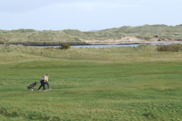 Castlerock Golf Club in Northern Ireland is one of the Emerald Isle's many gorgeous links.