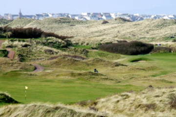 Royal Portrush is Ireland's only British Open venue.