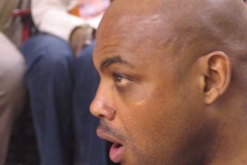 Charles Barkley insists he's retired from golf.