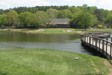 Callaway Gardens Lake View Golf Course 10th