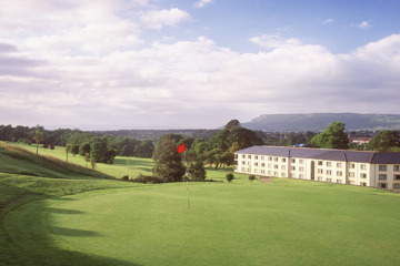 The Radisson Roe Park Hotel and Golf Resort is set on the scenic hillside of Limavady, Northern Ireland.