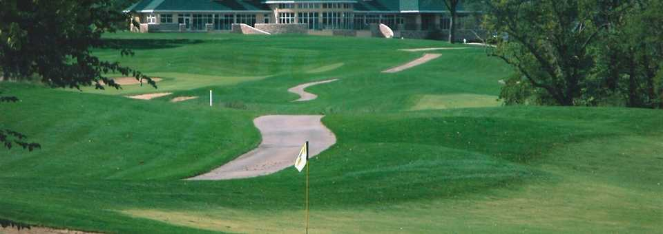 Tiffany Greens GC: clubhouse