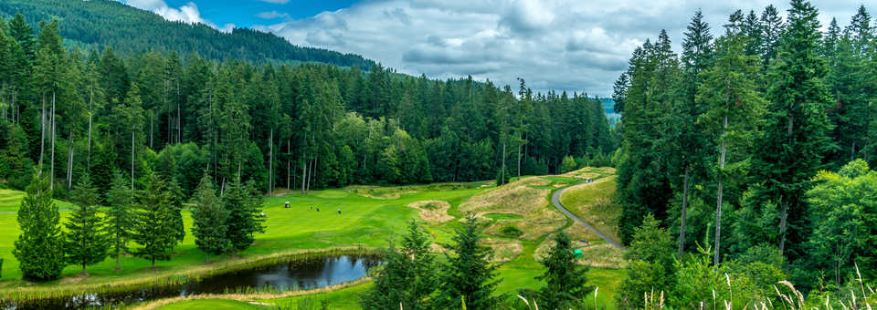 Olympic at Gold Mountain GC