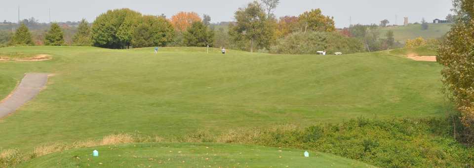 Peninsula Golf Resort: #10