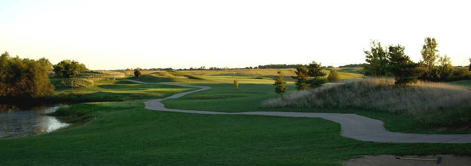 Acorns Golf LInks: #3