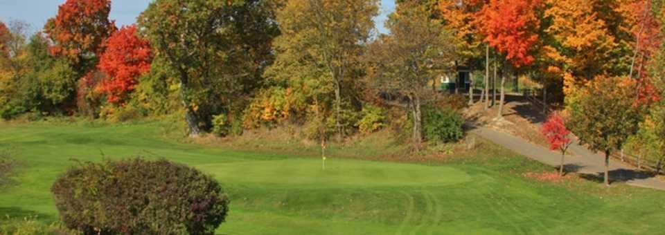 Warren Valley Golf Course - West