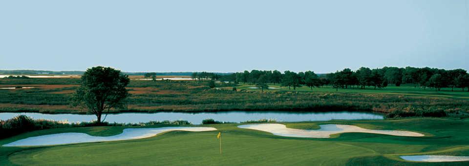 Ocean City Golf & Yacht Club - Newport Bay: #17