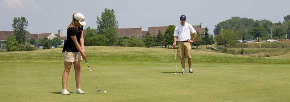 Maumee Bay State Park GC