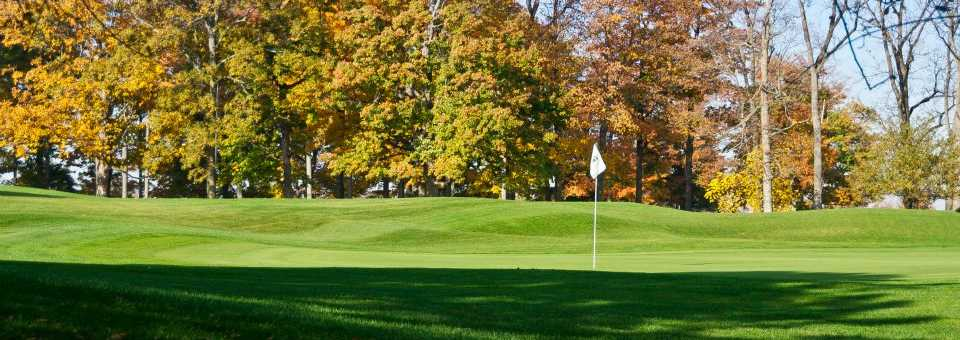 The East at Forest Akers GC: #14