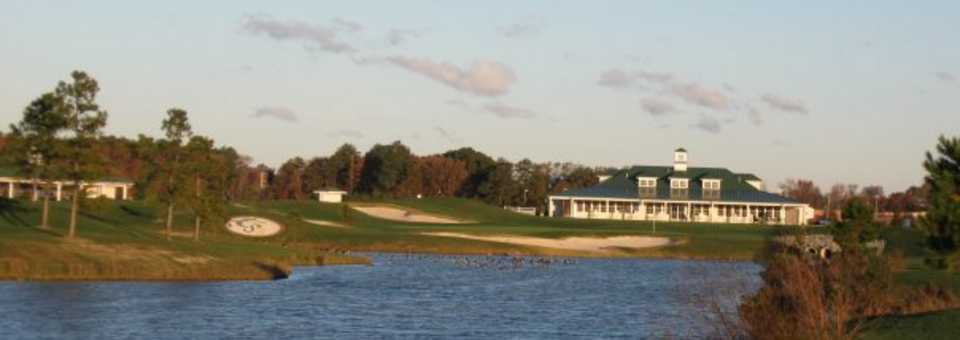 Cahoon Plantation GC: Clubhouse