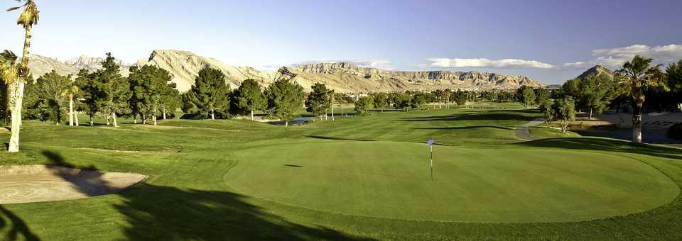 Golf Summerlin - Palm Valley: #10