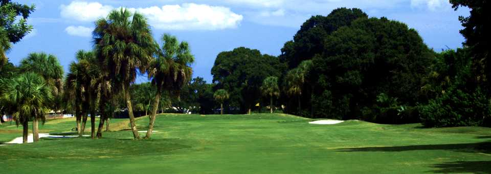 Palms GC at Forest Lakes: 5th fairway