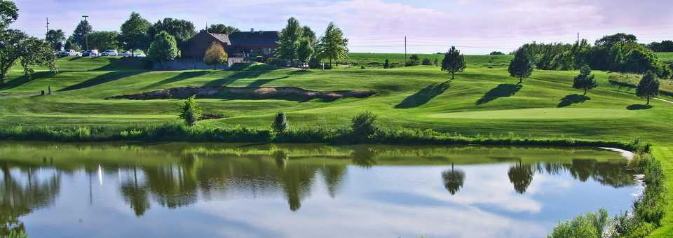 Shiloh Springs GC: #18