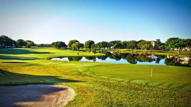 Flamingo Lakes Country Club - Semi-Private