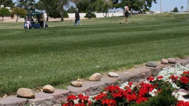 Quail Run Executive Golf Course - Private