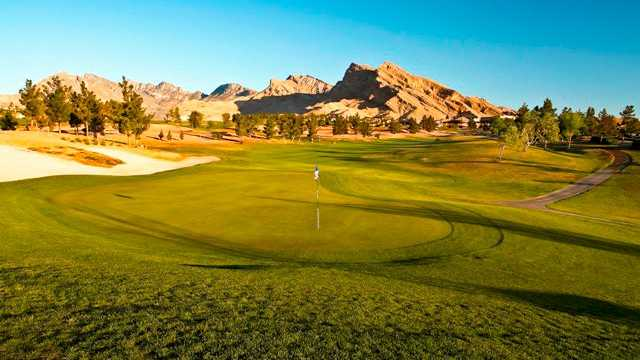 Golf Summerlin - Eagle Crest Course