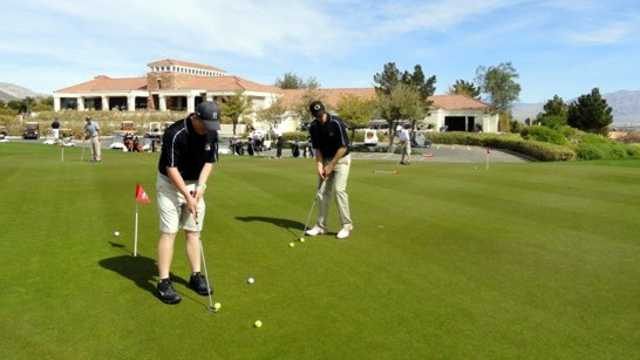 Golf Summerlin - Palm Valley Course