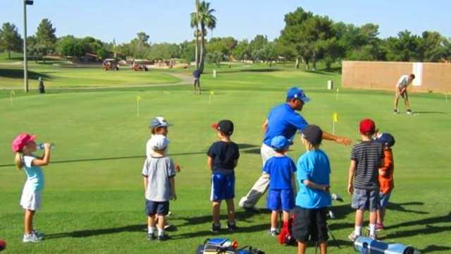 Dobson Ranch Golf Course - Public