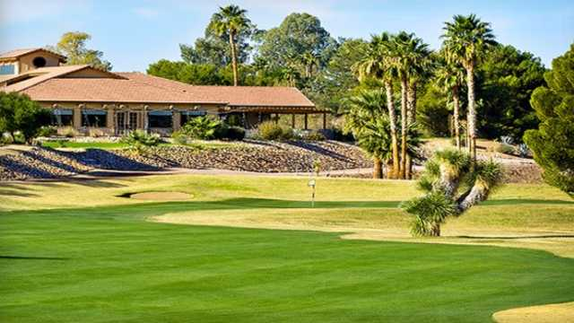 Wickenburg Country Club - Semi-Private