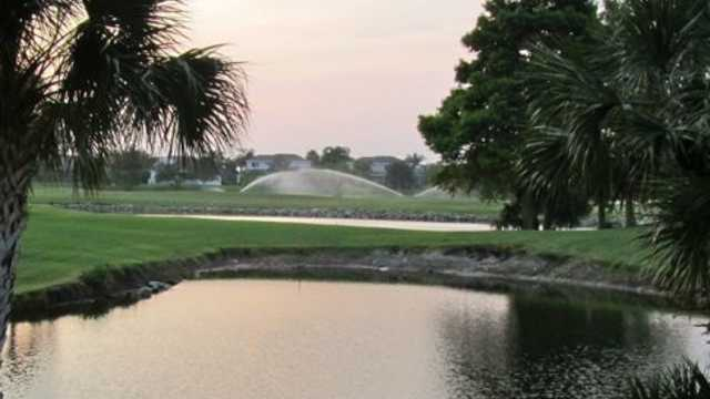 Manatee County Golf Course - Public