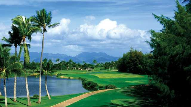 Hawaii Prince Golf Club - A/B Nines