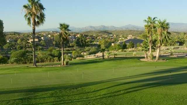 Desert Canyon Golf Club - Public