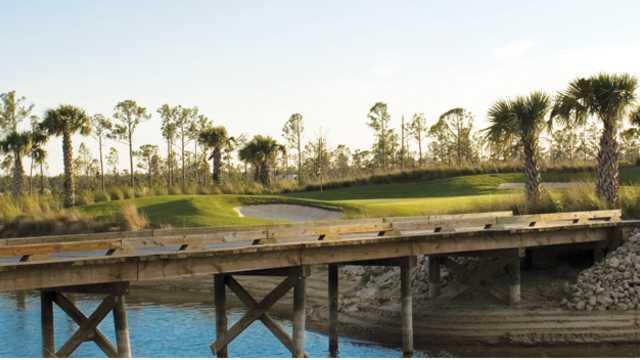 The Golf Club At Magnolia Landing