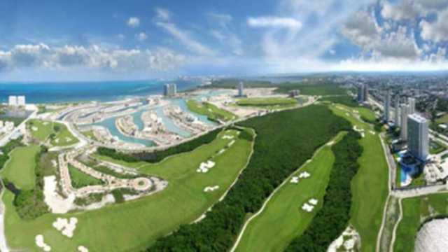 Puerto Cancun Golf Club