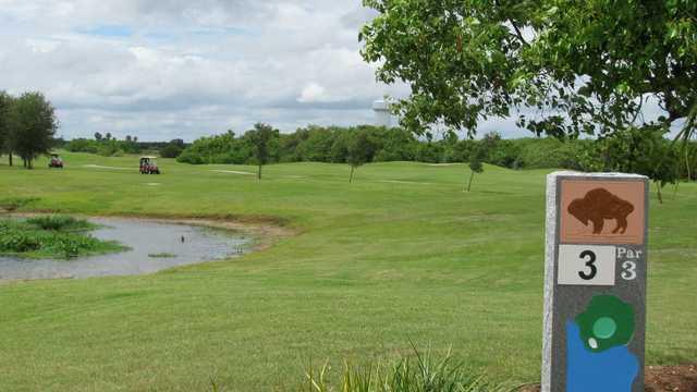 Buffalo Creek Golf Course - Public