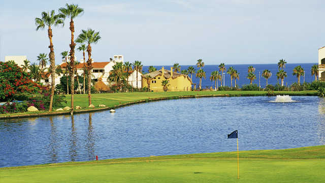 Punta Sur Golf Club at Vidanta Los Cabos