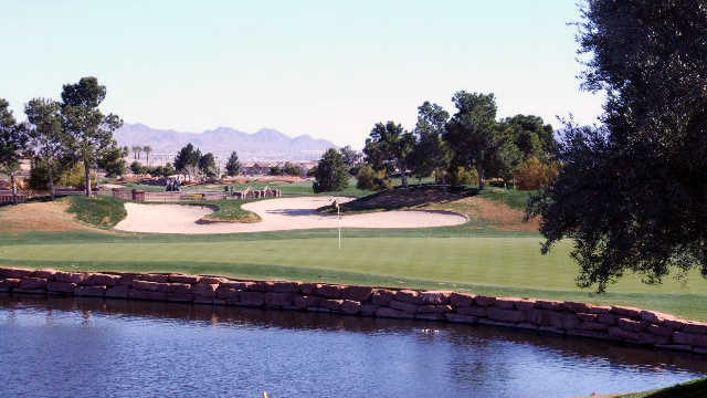 Stallion Mountain Golf Club