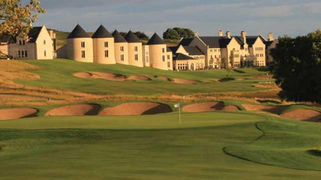Lough Erne Resort - Faldo Championship Course
