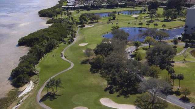 Cove Cay Country Club - Semi-Private