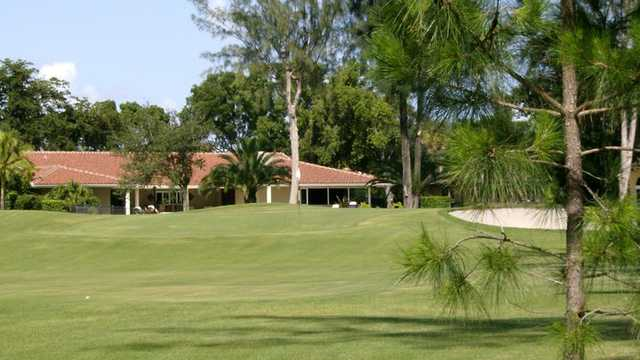 The Senator Course at Shula's Golf Club