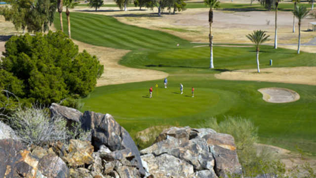 Tres Rios Golf Course at Estrella Mountain Park