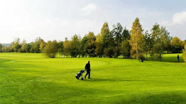 achim golf club 18 hole course in achim niedersachsen germany golf advisor. Black Bedroom Furniture Sets. Home Design Ideas