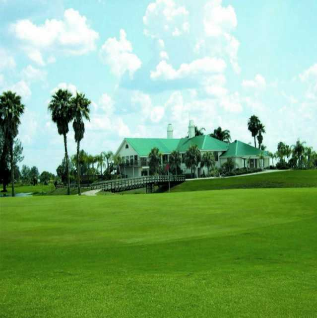 Panther Creek Course In Sebring