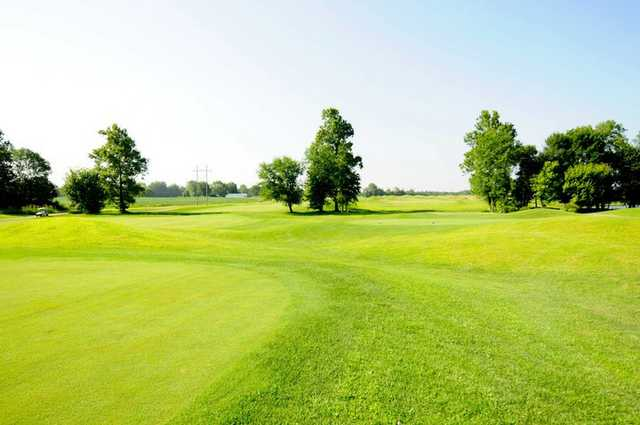 Southern Dunes Golf Course In Indianapolis Indiana Usa