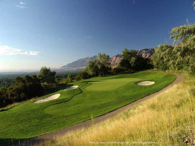 Mount Ogden Golf Course In Ogden Utah Usa Golf Advisor