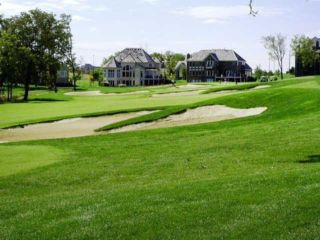 Tiffany Greens Golf Club In Kansas City Missouri Usa