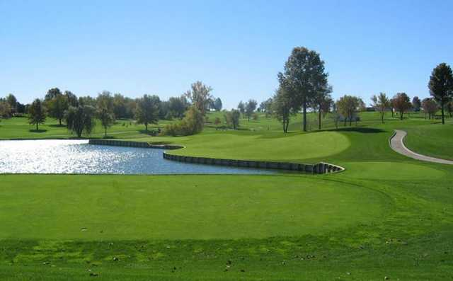 Liberty Hills Golf Club In Liberty Missouri Usa Golf