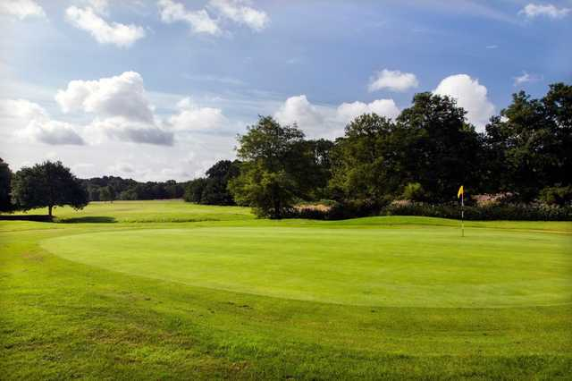 "Ferndown Golf Club hosted the launch of the ""Peter Alliss ..."