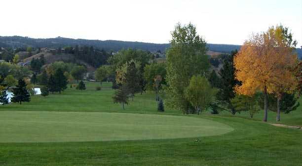 Arrowhead Golf Rapid City Scorecard