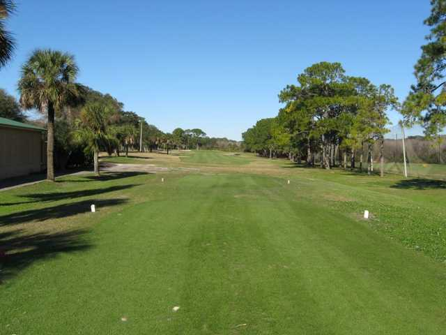 North West At Fernandina Beach Municipal Golf Course In