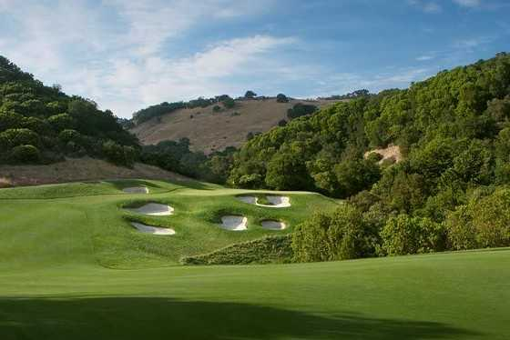 Mayacama Golf Club - California - Best In State Golf Course