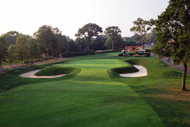 Seawane Club The In Hewlett Harbor New York Usa Golf